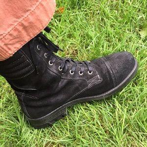 Taos Renegade Combat Boot Black Size 8-8.5 EU 39